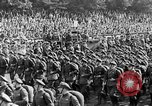 Image of Adolf Hitler at rally with German Storm troopers Germany, 1933, second 32 stock footage video 65675071554