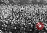 Image of Adolf Hitler at rally with German Storm troopers Germany, 1933, second 33 stock footage video 65675071554
