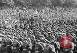 Image of Adolf Hitler at rally with German Storm troopers Germany, 1933, second 34 stock footage video 65675071554