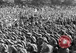 Image of Adolf Hitler at rally with German Storm troopers Germany, 1933, second 35 stock footage video 65675071554