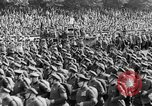 Image of Adolf Hitler at rally with German Storm troopers Germany, 1933, second 36 stock footage video 65675071554