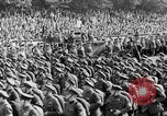 Image of Adolf Hitler at rally with German Storm troopers Germany, 1933, second 37 stock footage video 65675071554