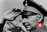 Image of Adolf Hitler at rally with German Storm troopers Germany, 1933, second 38 stock footage video 65675071554