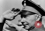 Image of Adolf Hitler at rally with German Storm troopers Germany, 1933, second 39 stock footage video 65675071554