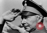 Image of Adolf Hitler at rally with German Storm troopers Germany, 1933, second 41 stock footage video 65675071554