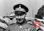 Image of Adolf Hitler at rally with German Storm troopers Germany, 1933, second 44 stock footage video 65675071554