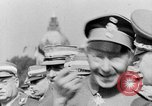 Image of Adolf Hitler at rally with German Storm troopers Germany, 1933, second 46 stock footage video 65675071554
