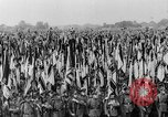 Image of Adolf Hitler at rally with German Storm troopers Germany, 1933, second 47 stock footage video 65675071554