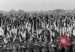 Image of Adolf Hitler at rally with German Storm troopers Germany, 1933, second 48 stock footage video 65675071554