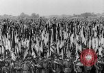 Image of Adolf Hitler at rally with German Storm troopers Germany, 1933, second 49 stock footage video 65675071554