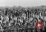 Image of Adolf Hitler at rally with German Storm troopers Germany, 1933, second 50 stock footage video 65675071554
