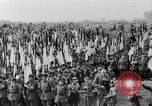 Image of Adolf Hitler at rally with German Storm troopers Germany, 1933, second 53 stock footage video 65675071554