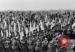 Image of Adolf Hitler at rally with German Storm troopers Germany, 1933, second 54 stock footage video 65675071554