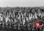 Image of Adolf Hitler at rally with German Storm troopers Germany, 1933, second 56 stock footage video 65675071554