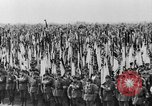Image of Adolf Hitler at rally with German Storm troopers Germany, 1933, second 57 stock footage video 65675071554