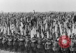 Image of Adolf Hitler at rally with German Storm troopers Germany, 1933, second 58 stock footage video 65675071554