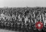 Image of Adolf Hitler at rally with German Storm troopers Germany, 1933, second 59 stock footage video 65675071554