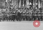 Image of Adolf Hitler at rally with German Storm troopers Germany, 1933, second 62 stock footage video 65675071554