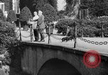 Image of Kaiser Wilhelm II in exile Holland, 1933, second 6 stock footage video 65675071555
