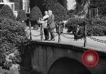 Image of Kaiser Wilhelm II in exile Holland, 1933, second 7 stock footage video 65675071555