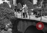 Image of Kaiser Wilhelm II in exile Holland, 1933, second 8 stock footage video 65675071555