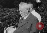 Image of Kaiser Wilhelm II in exile Holland, 1933, second 14 stock footage video 65675071555