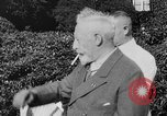 Image of Kaiser Wilhelm II in exile Holland, 1933, second 16 stock footage video 65675071555