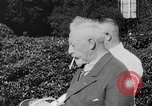 Image of Kaiser Wilhelm II in exile Holland, 1933, second 17 stock footage video 65675071555