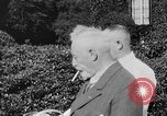 Image of Kaiser Wilhelm II in exile Holland, 1933, second 18 stock footage video 65675071555