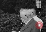 Image of Kaiser Wilhelm II in exile Holland, 1933, second 19 stock footage video 65675071555