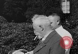 Image of Kaiser Wilhelm II in exile Holland, 1933, second 20 stock footage video 65675071555