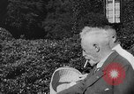 Image of Kaiser Wilhelm II in exile Holland, 1933, second 21 stock footage video 65675071555