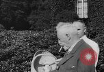 Image of Kaiser Wilhelm II in exile Holland, 1933, second 22 stock footage video 65675071555