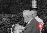 Image of Kaiser Wilhelm II in exile Holland, 1933, second 24 stock footage video 65675071555