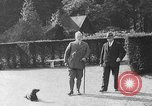 Image of Kaiser Wilhelm II in exile Holland, 1933, second 25 stock footage video 65675071555
