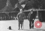 Image of Kaiser Wilhelm II in exile Holland, 1933, second 26 stock footage video 65675071555