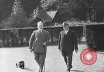 Image of Kaiser Wilhelm II in exile Holland, 1933, second 27 stock footage video 65675071555