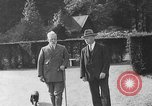 Image of Kaiser Wilhelm II in exile Holland, 1933, second 28 stock footage video 65675071555