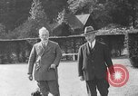 Image of Kaiser Wilhelm II in exile Holland, 1933, second 29 stock footage video 65675071555