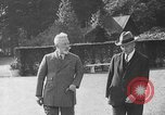 Image of Kaiser Wilhelm II in exile Holland, 1933, second 30 stock footage video 65675071555