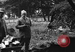 Image of Kaiser Wilhelm II in exile Holland, 1933, second 37 stock footage video 65675071555