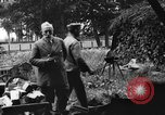Image of Kaiser Wilhelm II in exile Holland, 1933, second 38 stock footage video 65675071555