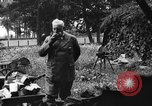 Image of Kaiser Wilhelm II in exile Holland, 1933, second 39 stock footage video 65675071555