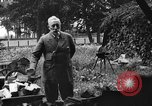 Image of Kaiser Wilhelm II in exile Holland, 1933, second 40 stock footage video 65675071555
