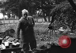 Image of Kaiser Wilhelm II in exile Holland, 1933, second 41 stock footage video 65675071555