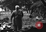 Image of Kaiser Wilhelm II in exile Holland, 1933, second 42 stock footage video 65675071555