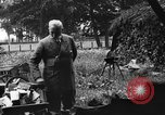 Image of Kaiser Wilhelm II in exile Holland, 1933, second 43 stock footage video 65675071555