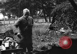 Image of Kaiser Wilhelm II in exile Holland, 1933, second 44 stock footage video 65675071555