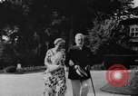 Image of Kaiser Wilhelm II in exile Holland, 1933, second 53 stock footage video 65675071555