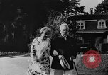 Image of Kaiser Wilhelm II in exile Holland, 1933, second 54 stock footage video 65675071555
